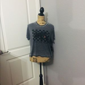 Hurley Panther Crop Top